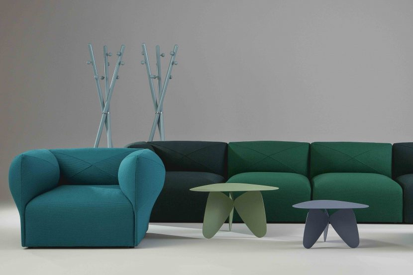 really comfortable Blob armchair and seating