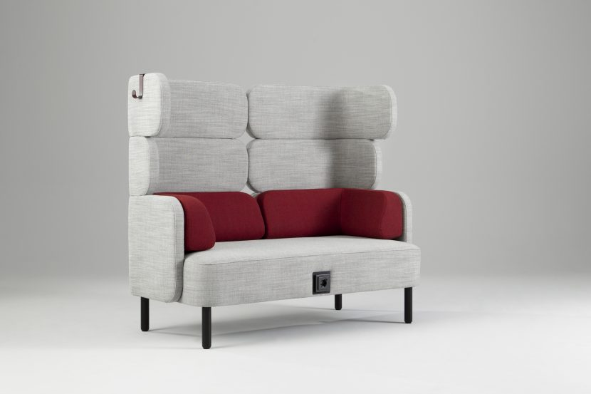 High back sofa with power - Furniture Hive