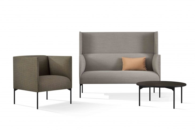 Talk armchair, Sofa & high back sofa range