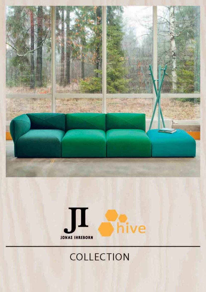 Furniture hive Jonas Ihreborn Collection