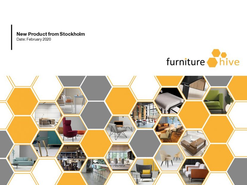 Stockholm Products launched - Furniture hive