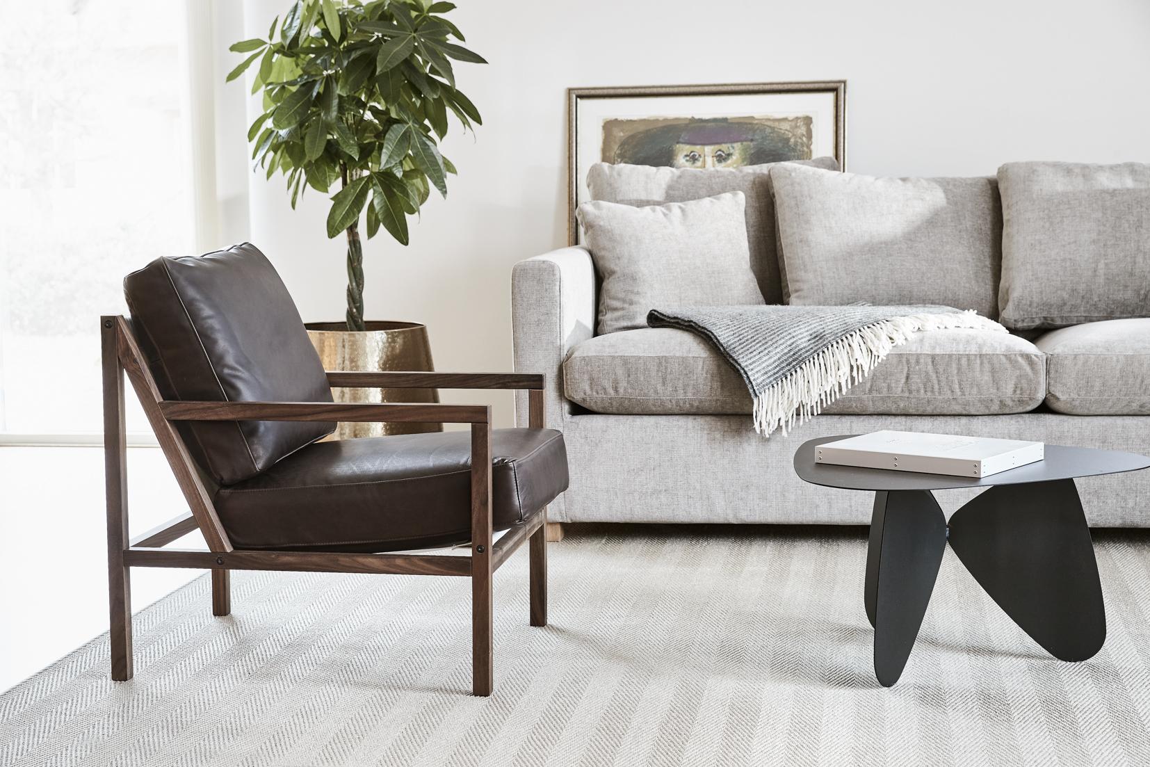 seventy five wood ihreborn armchair